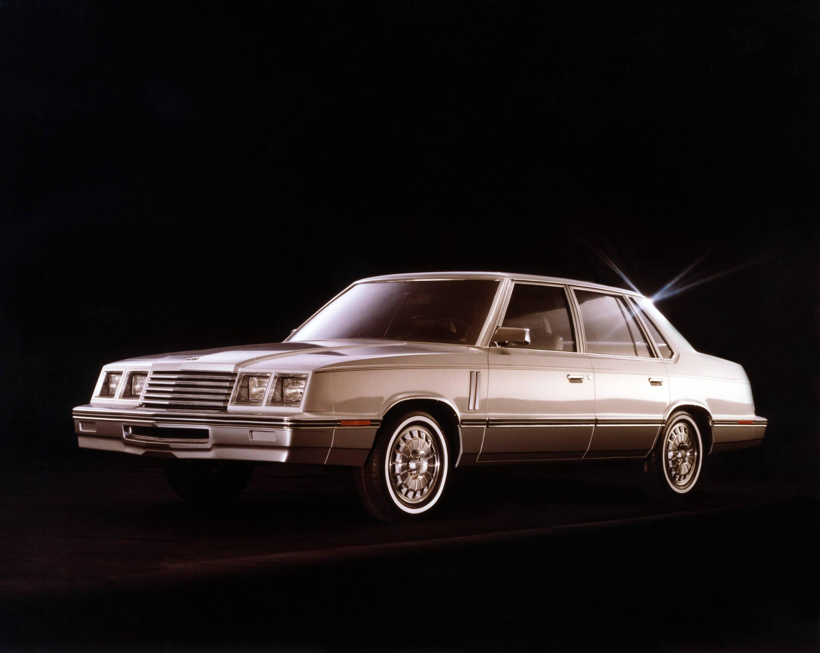 1983 Dodge 600