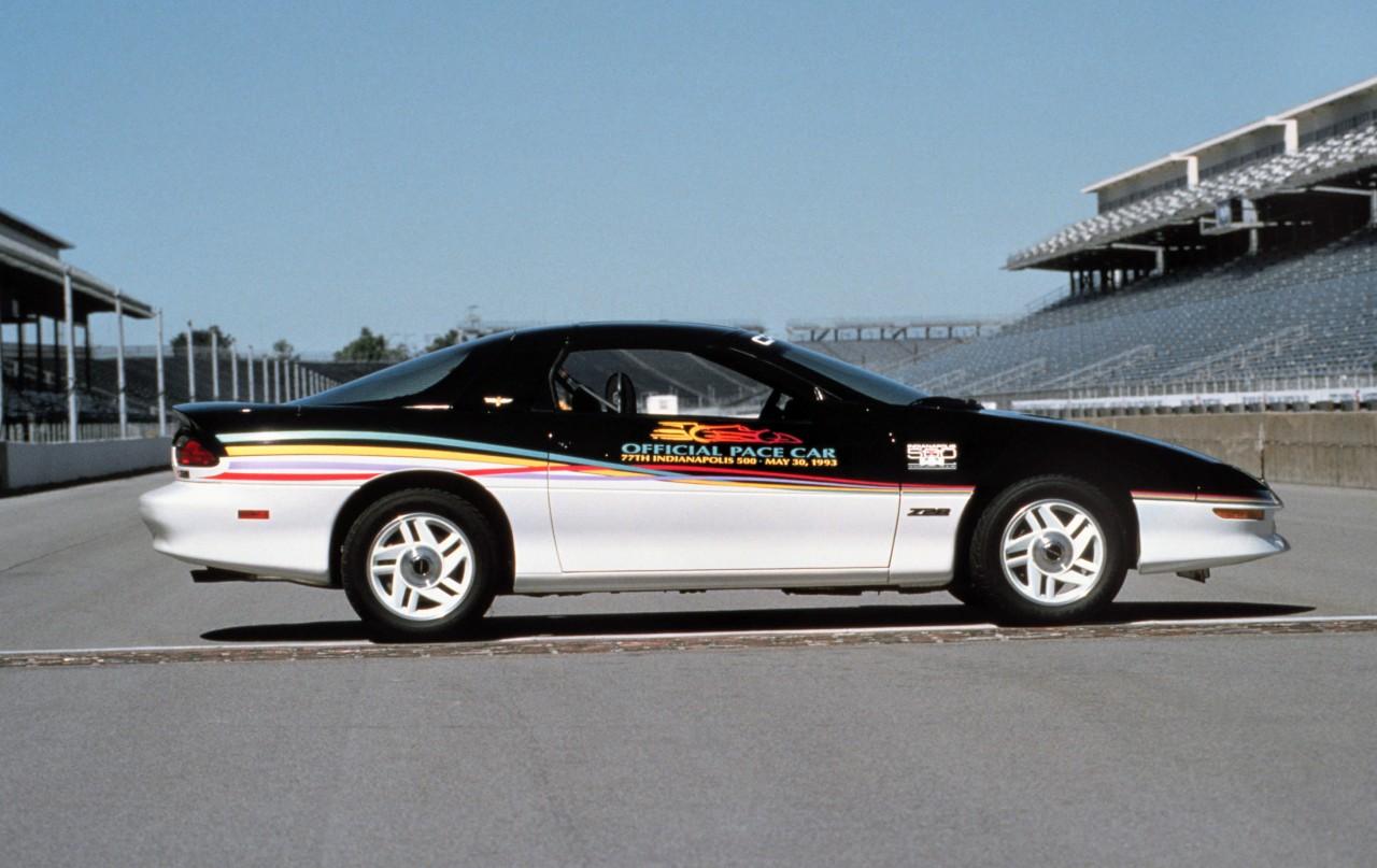 1993 Chevrolet Camaro Z28 Pace Car