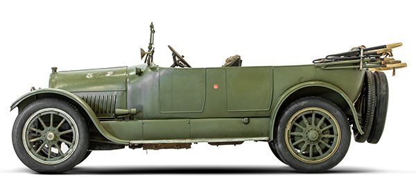 1918 Cadillac Type 57 left hand side view