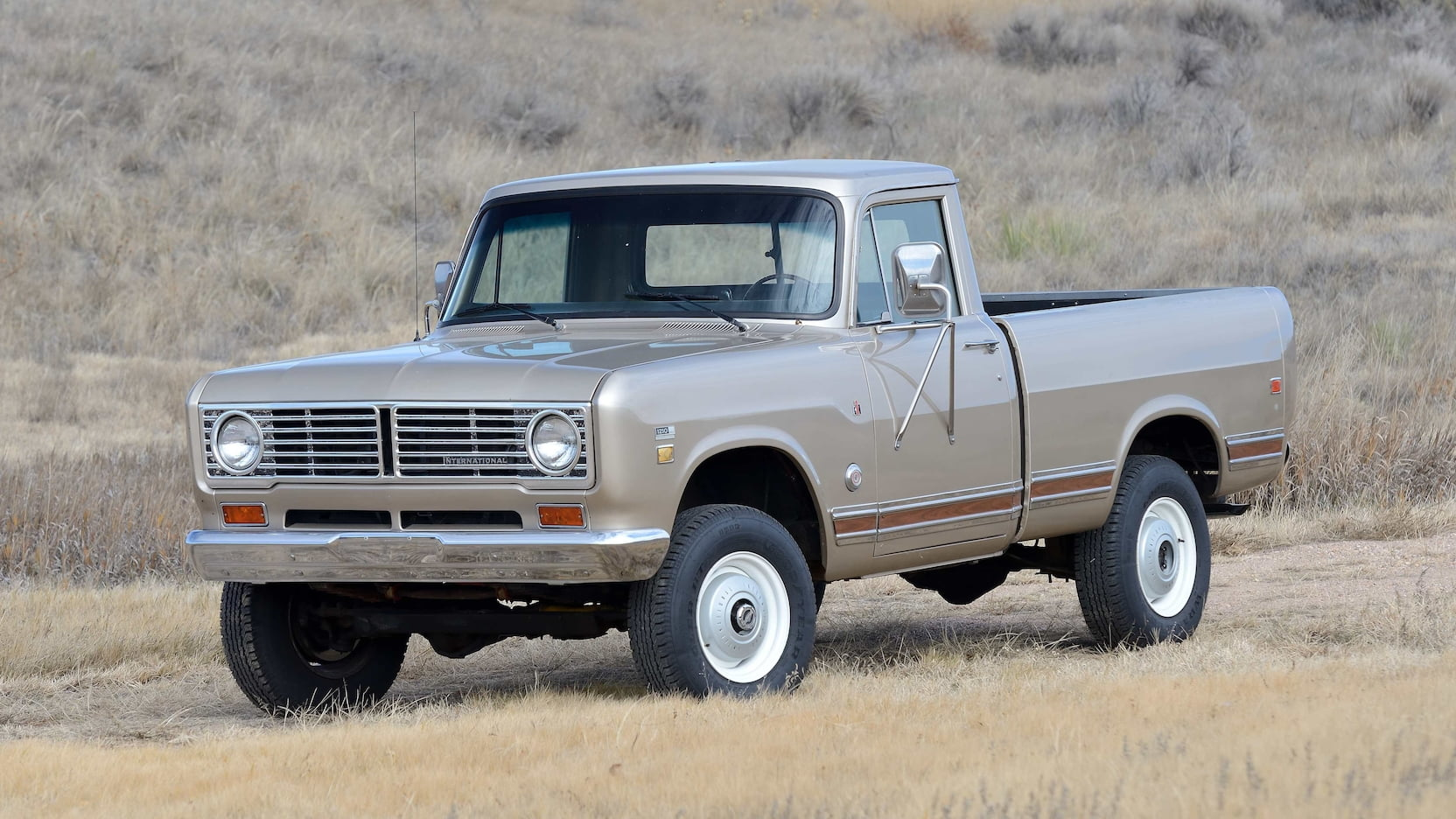 1972 International Harvester Pickups