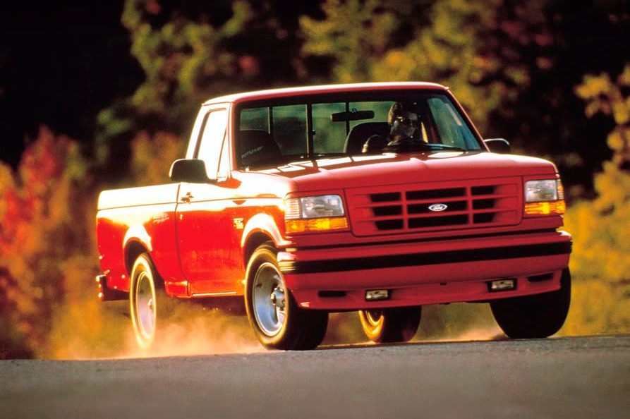 1993 Ford SVT Lightning Pickup