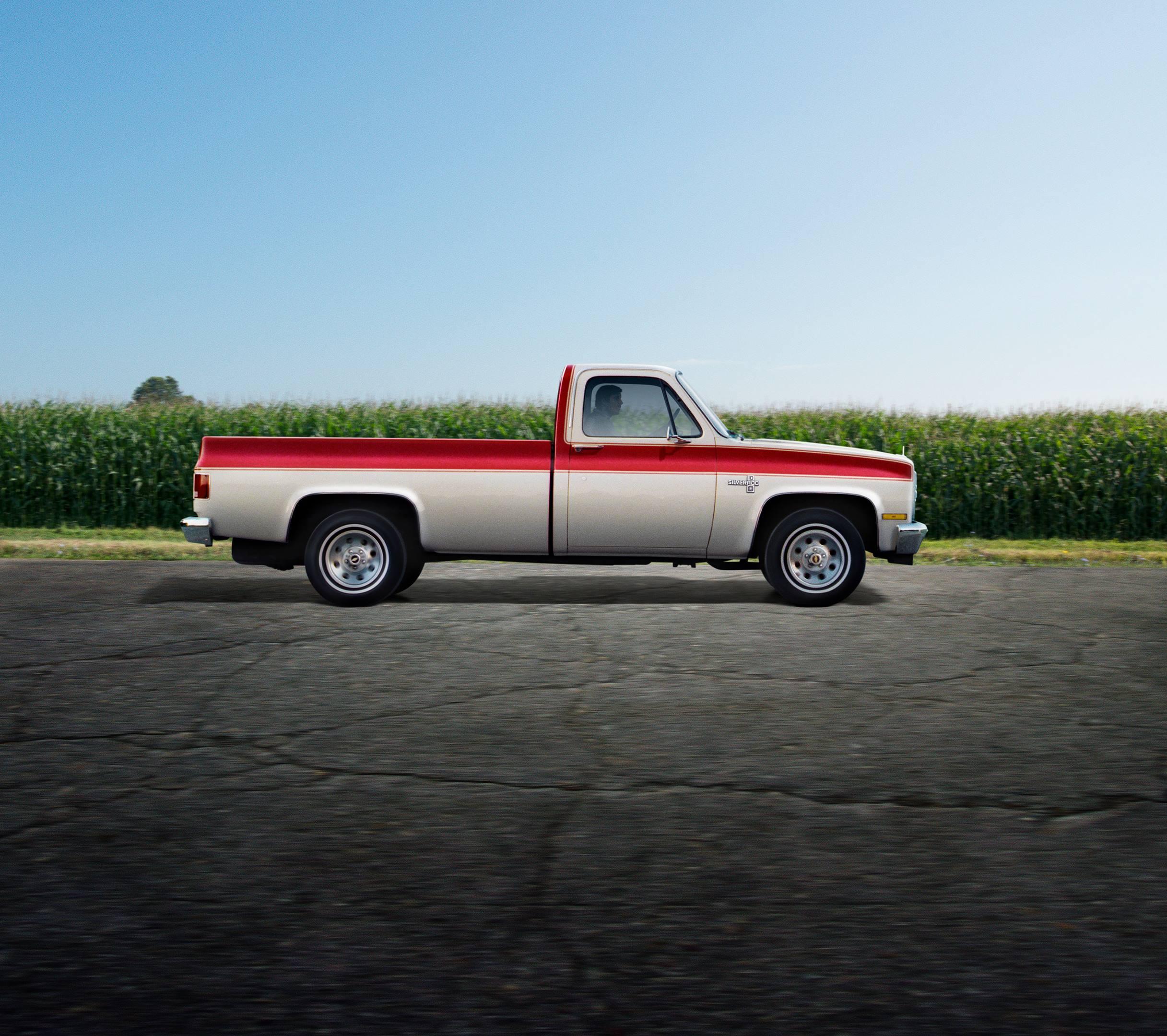 GMC Silverado Pickup