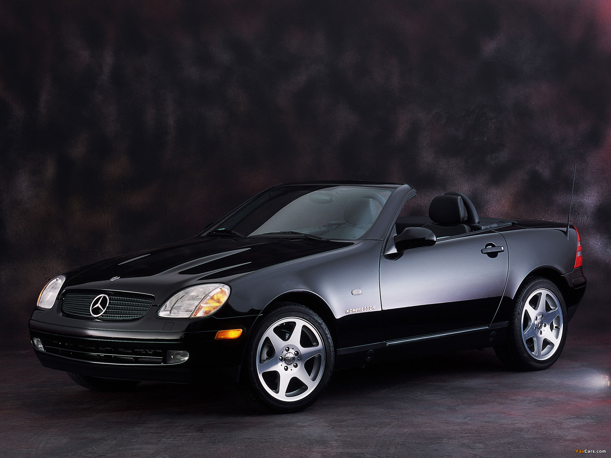 1996 Mercedes-Benz SLK 230 Kompressor