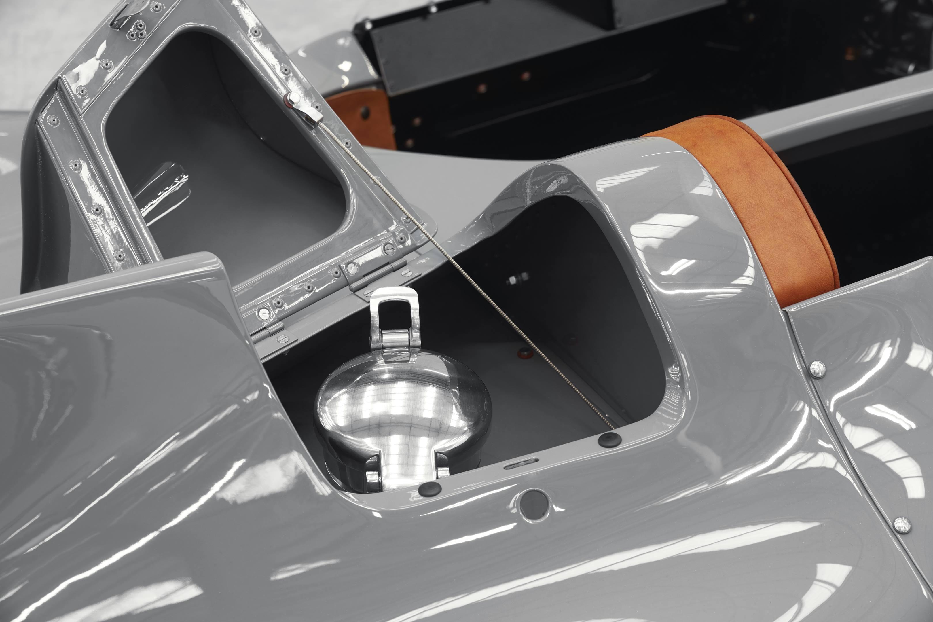 Jaguar Classics D-type gas cap