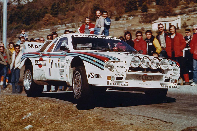 1983 Lancia 037 rally serial number 305