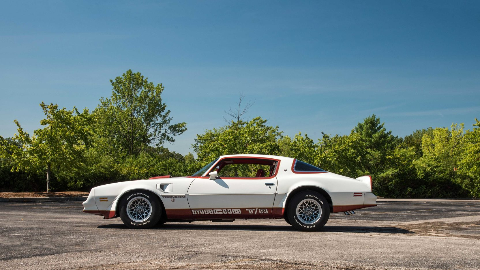1978 Pontiac Macho Trans Am profile