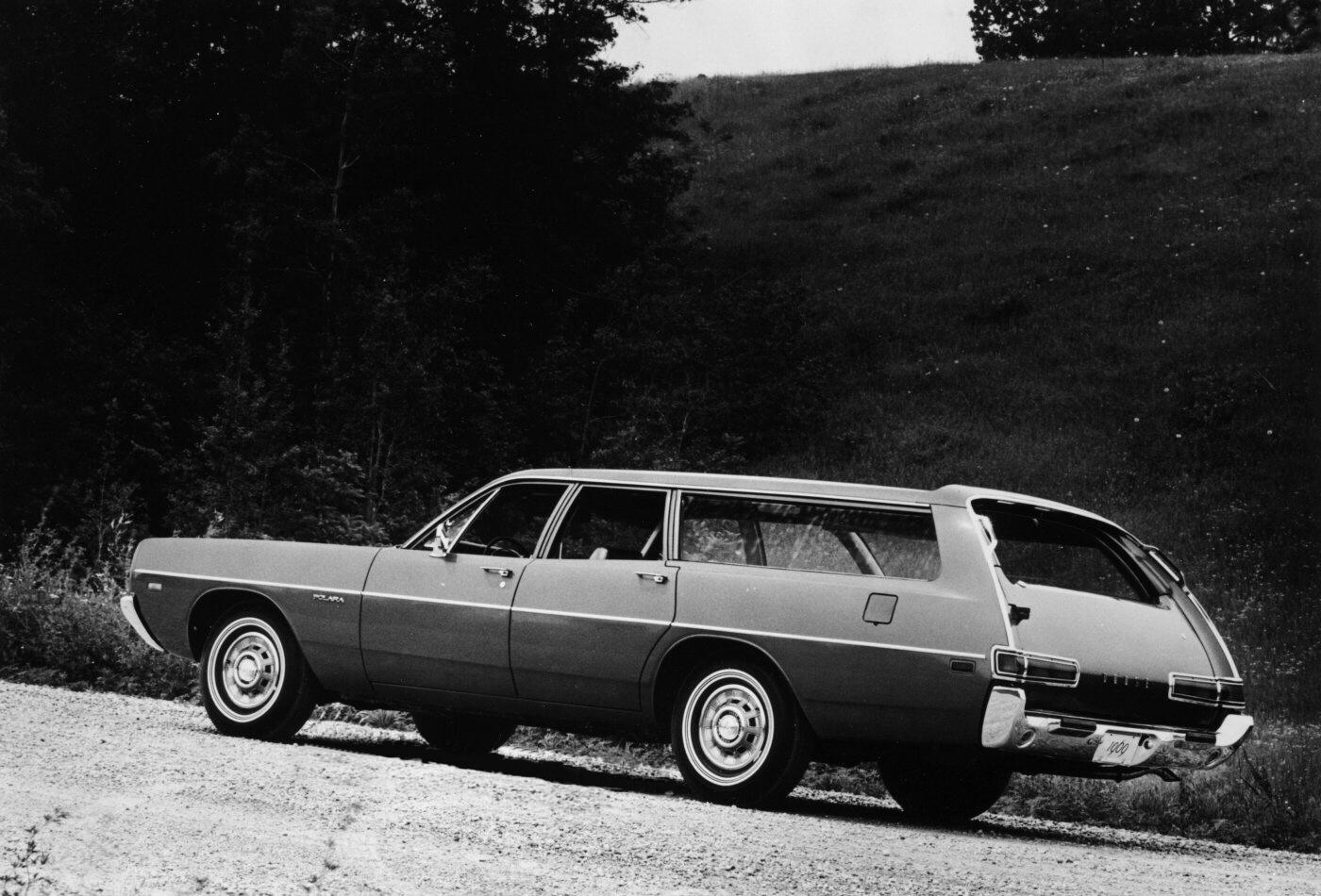 1969 Dodge Polara Wagon