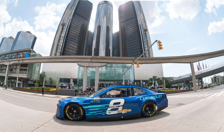 2018 Chevrolet Camaro ZL1 NASCAR in Detroit