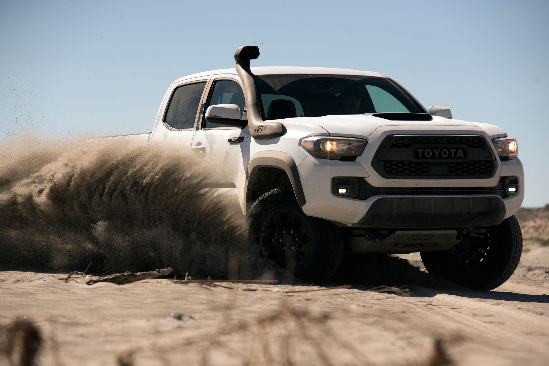 2019 Toyota TRD Pro Tacoma