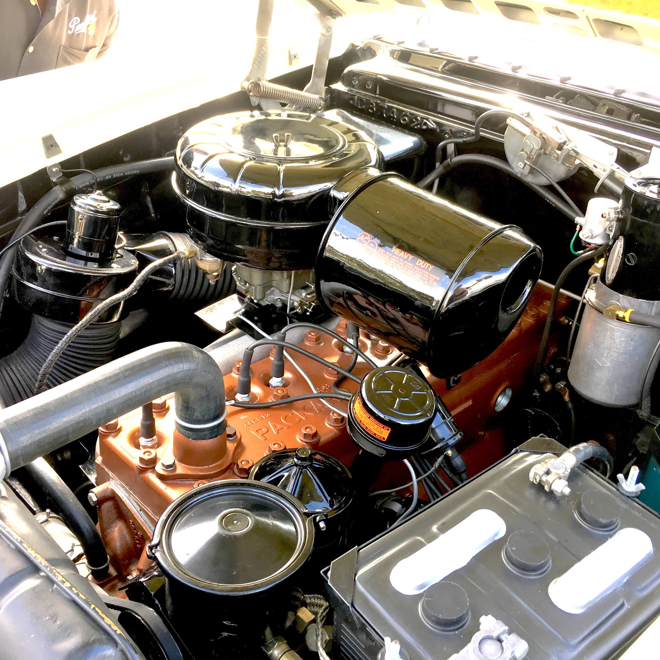 1954 359 cubic inch Packard Thunderbolt engine