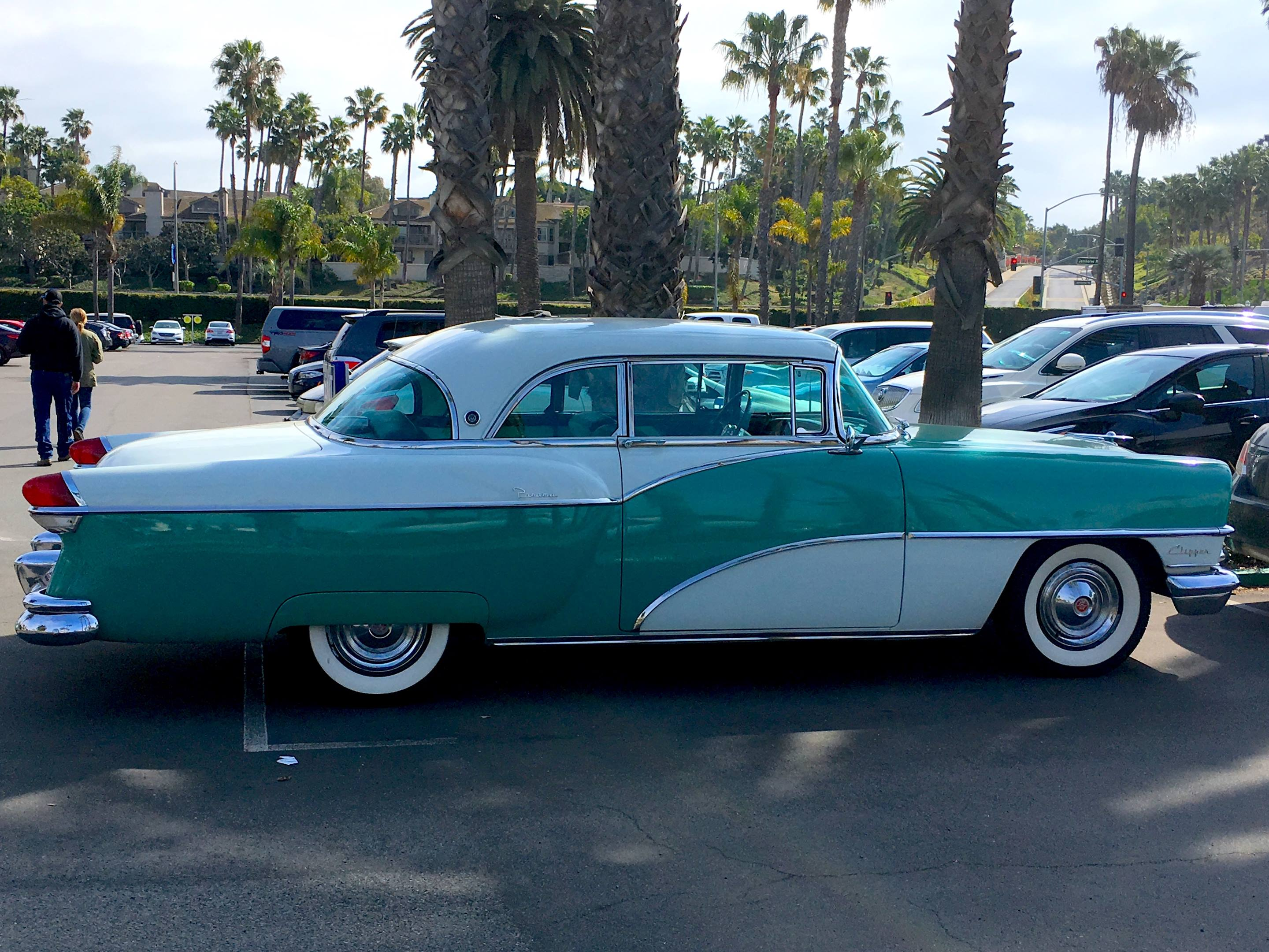 1955 Packard Clipper right hand side