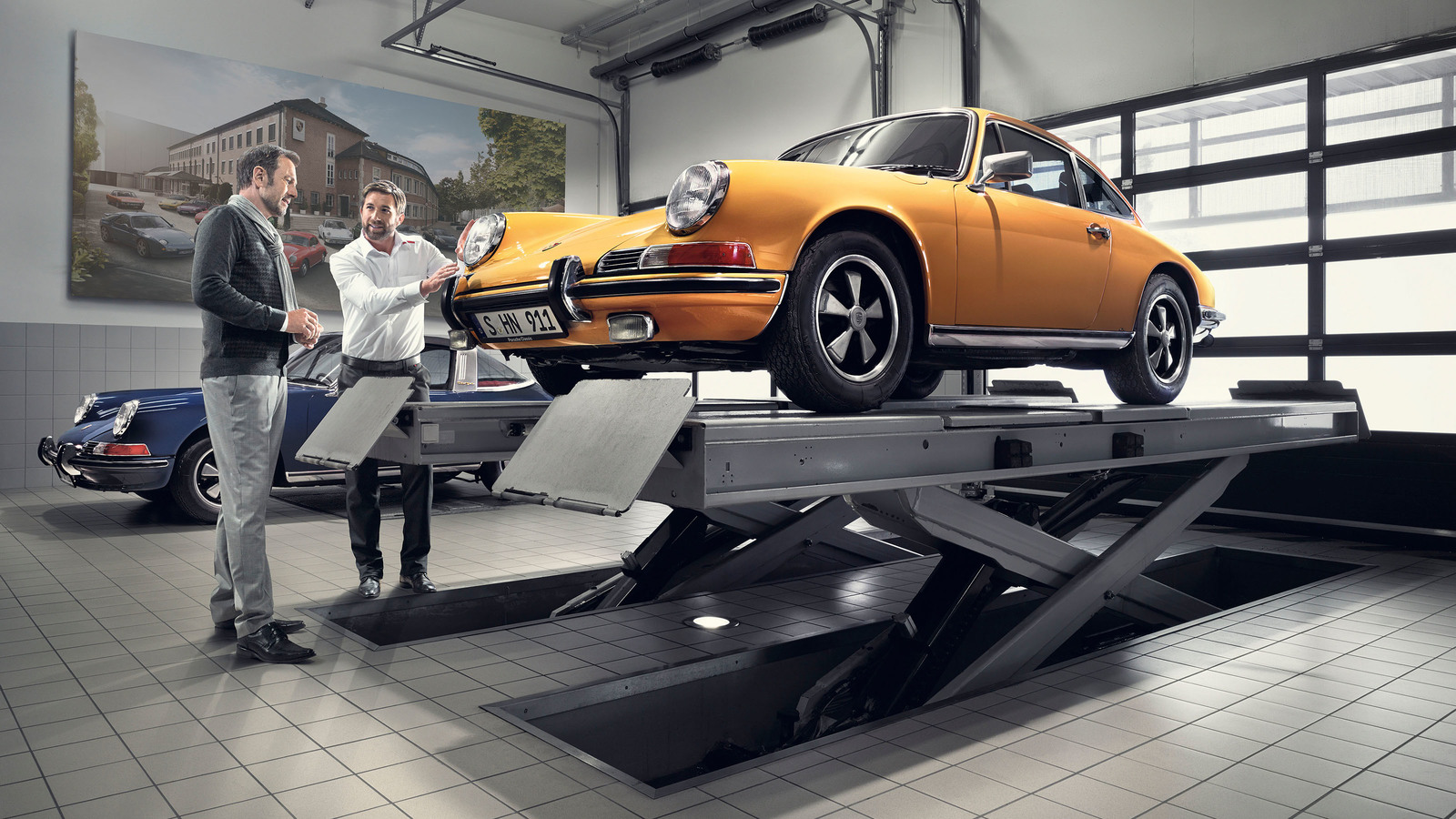 Porsche turns to 3D printing to keep old cars running thumbnail