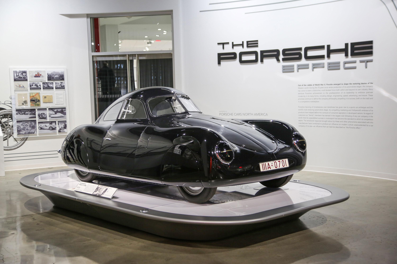 1939 Porsche Type 64 60K10