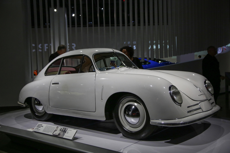 "1949 Porsche 356-2 ""Gmünd"" Coupe"