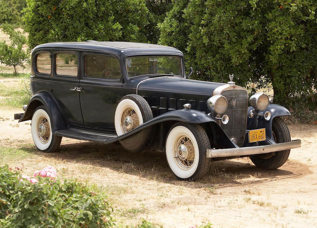 Herbert Hoover's 1932 Cadillac 452-B V-16 Imperial Limousine