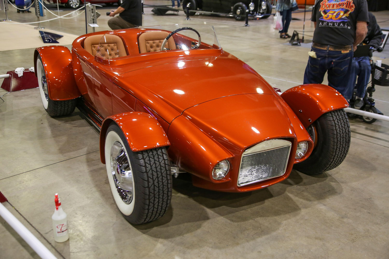 Dan Hostetter's Roadster