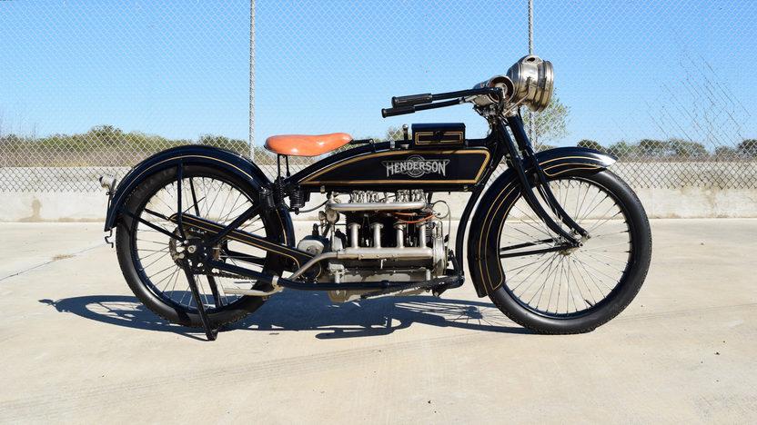 1917 Henderson Four
