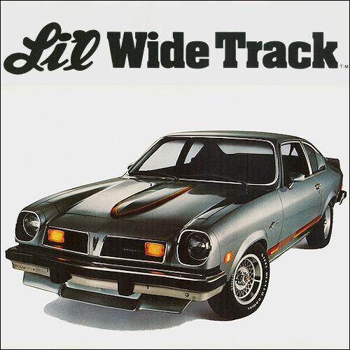 1975 Pontiac Astre Lil' Wide Track