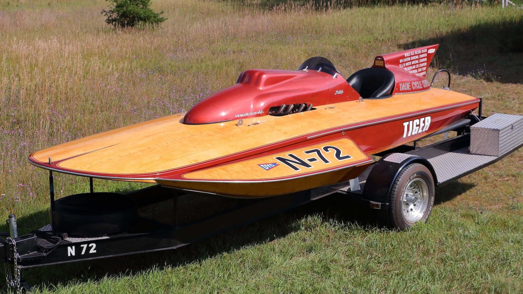 1975 Lauterbach 18' 'Tiger'