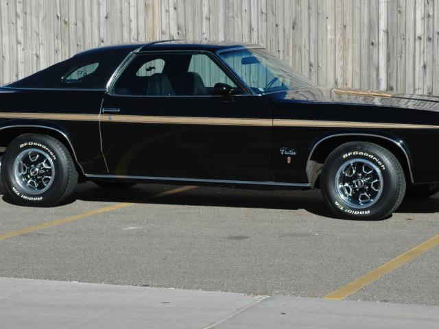 For mid-'70s muscle car enthusiasts, the 1975 Hurst Olds was about