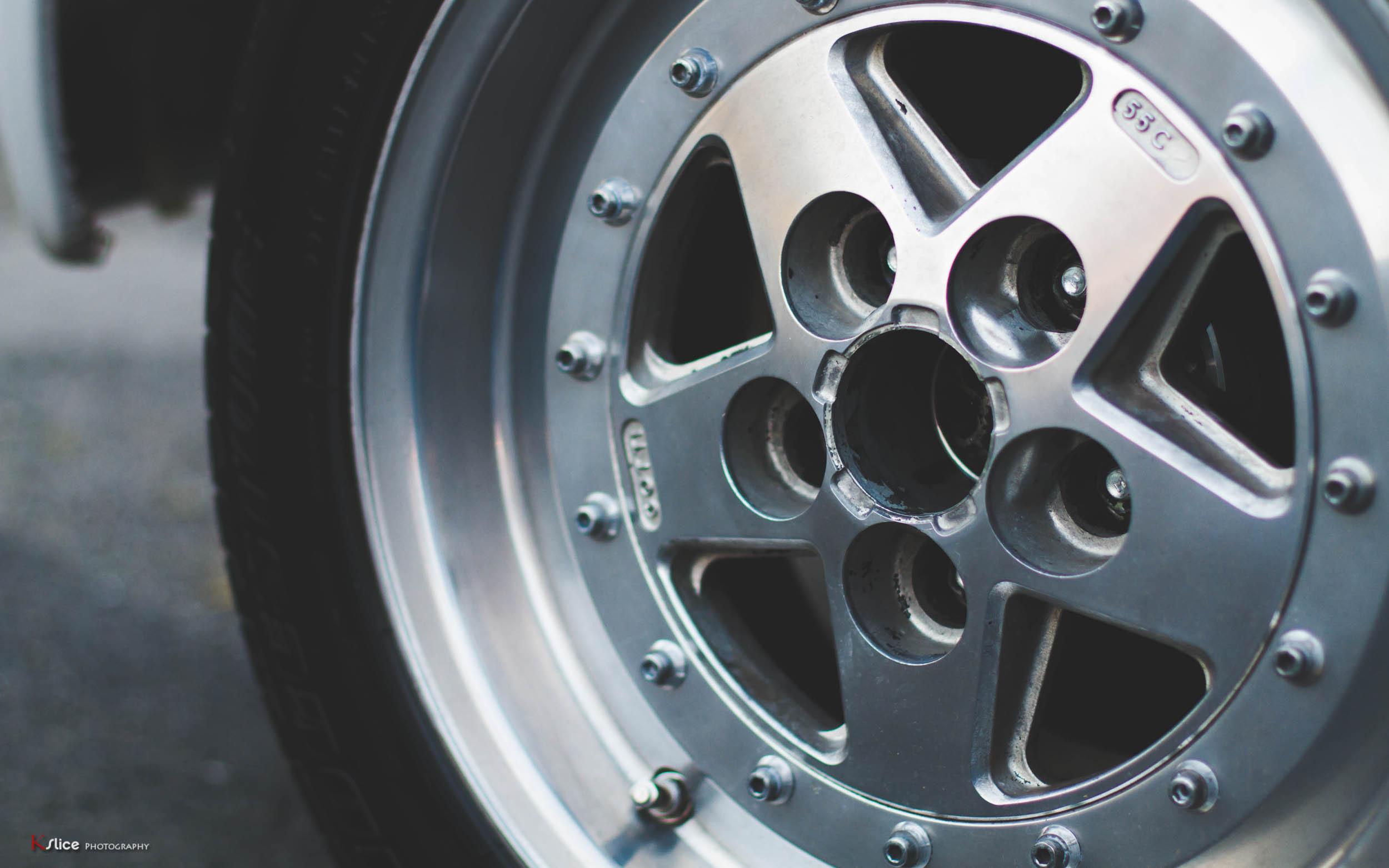1980 Toyota dually flatbed wheel