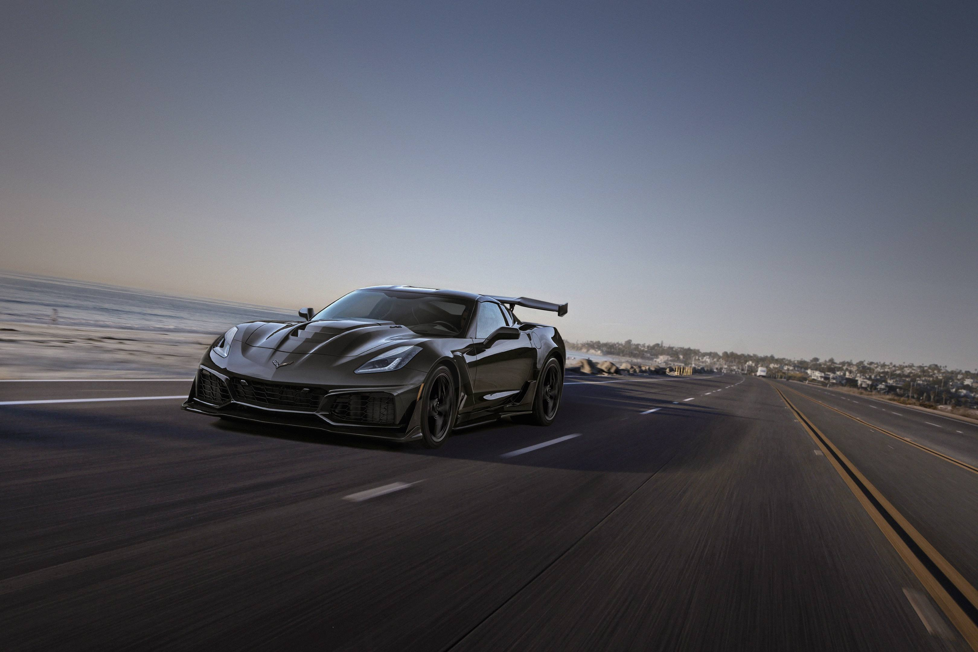 New Corvette ZR1 will do 0-60 in 2.85 seconds thumbnail