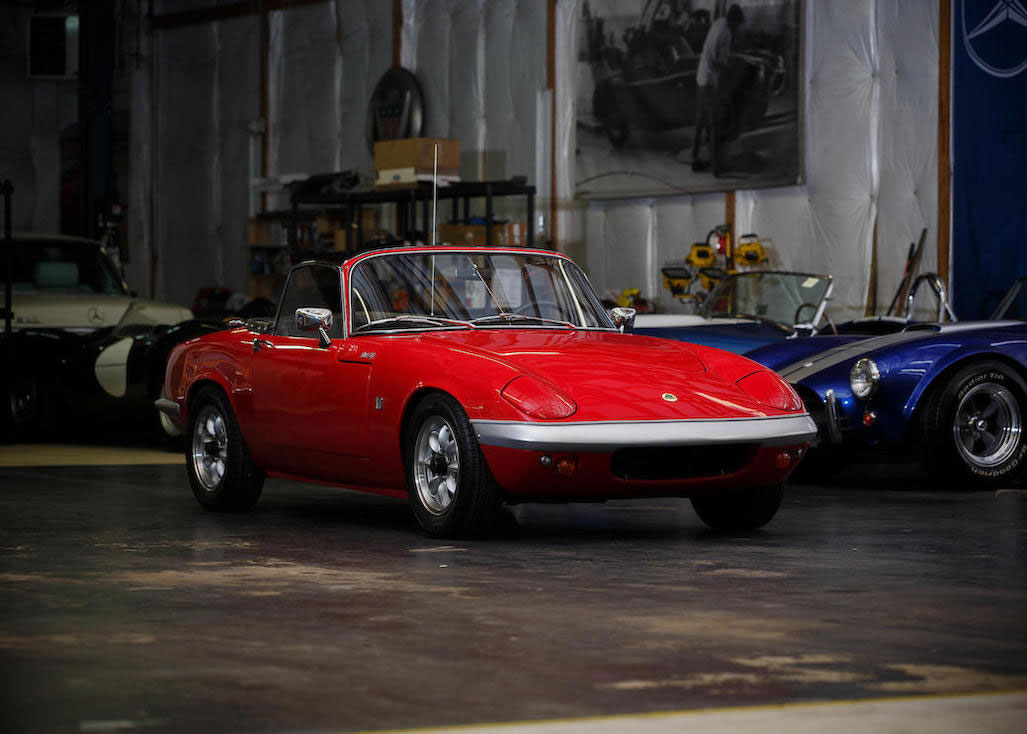 1966 Lotus Elan S3 Roadster