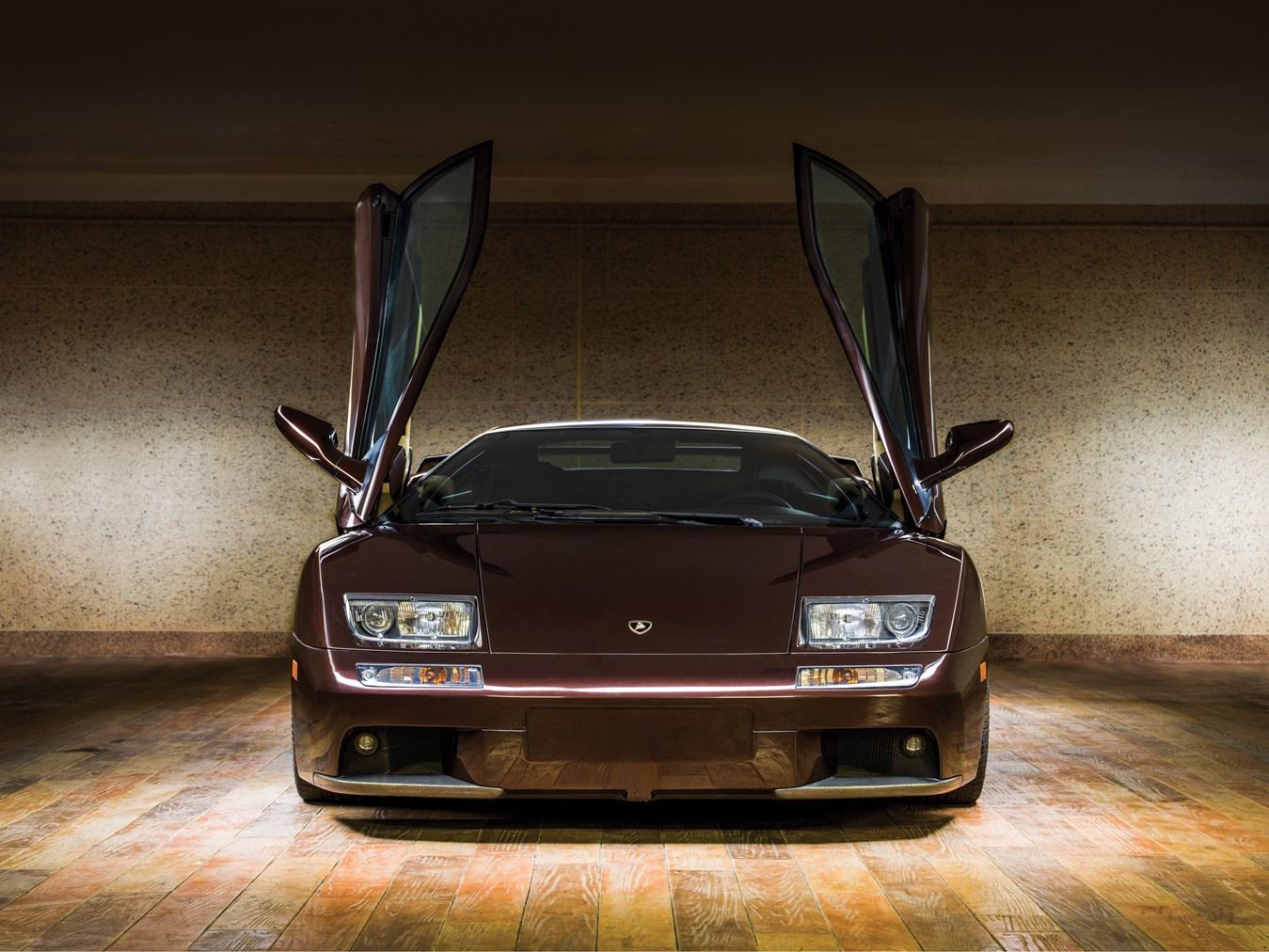 2001 Lamborghini Diablo VT 6.0 SE