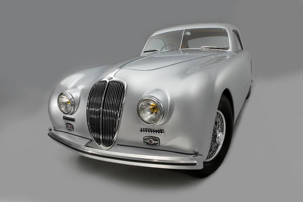 1947 Delahaye 135MS Coupe by Pinin Farina