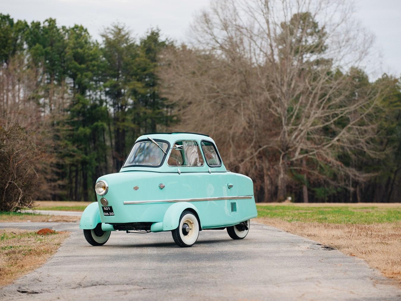 10 oddball cars at the 2018 Amelia Island auctions thumbnail