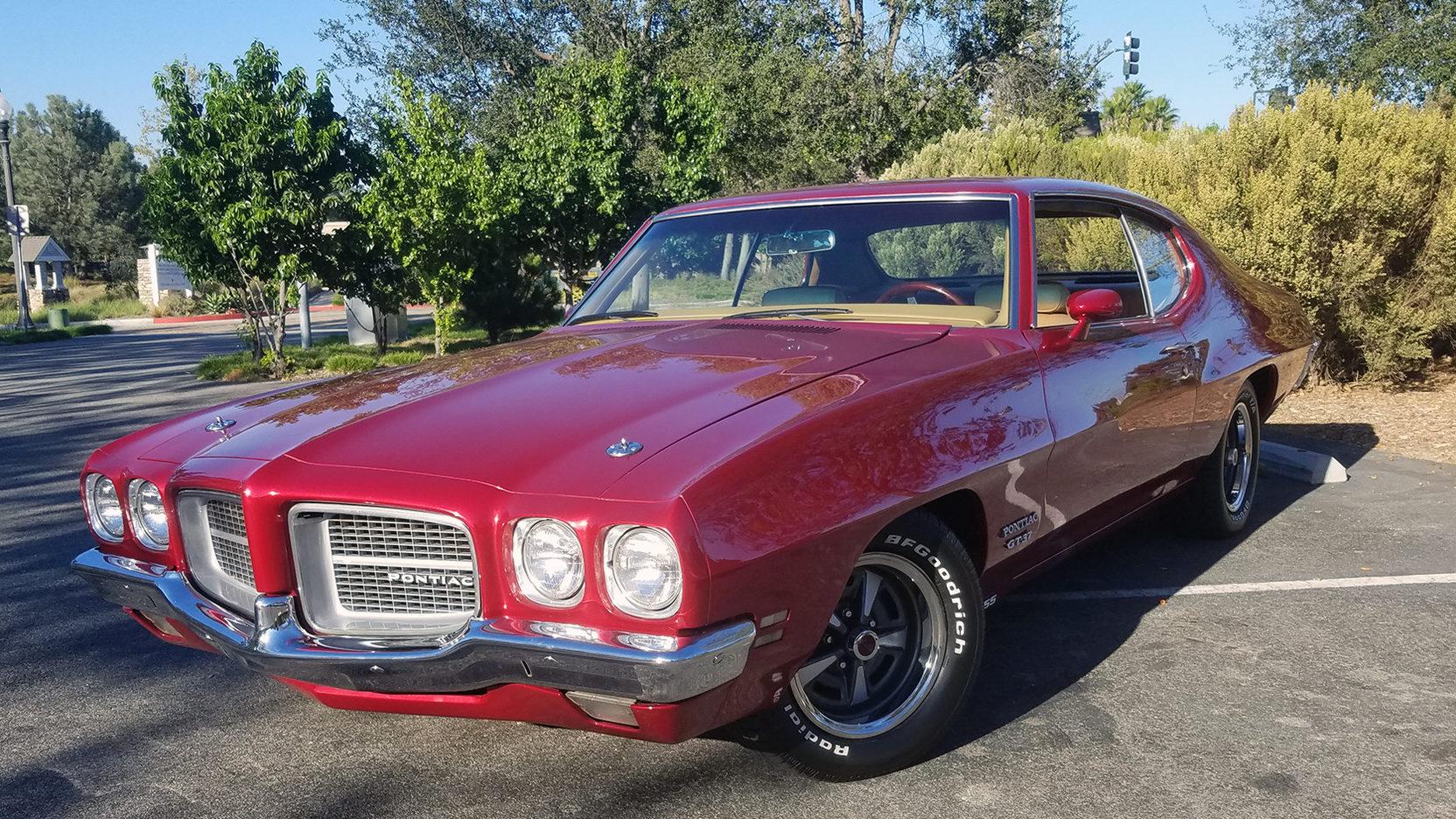1971 Pontiac GT-37