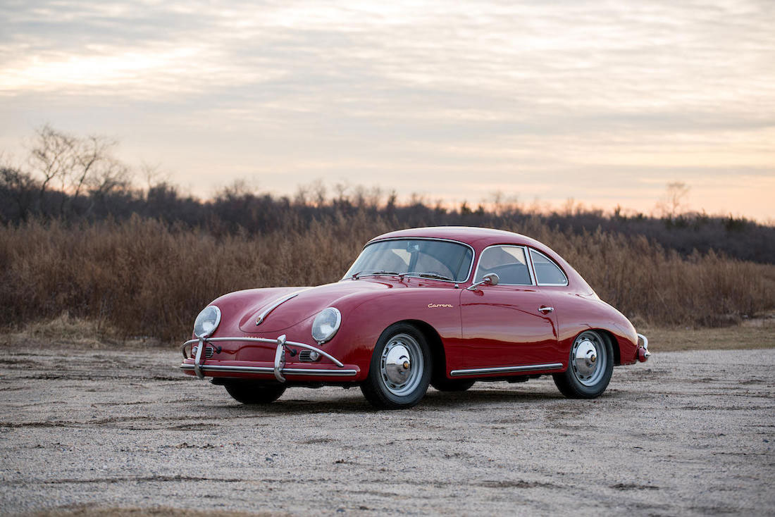 1959 Porsche 356A 1600 Carrera GS