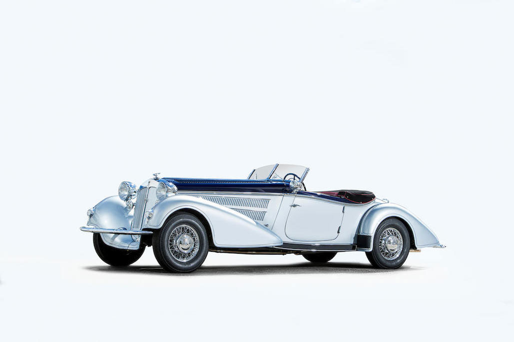 1936 Horch 853 Roadster