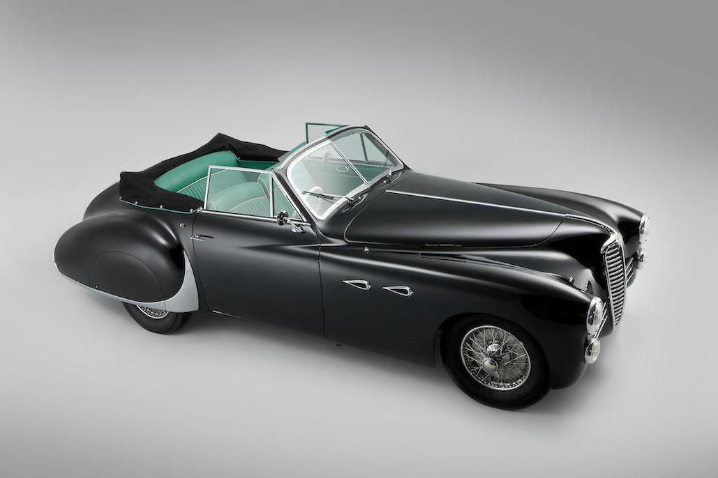 1950 Delahaye 135M Cabriolet