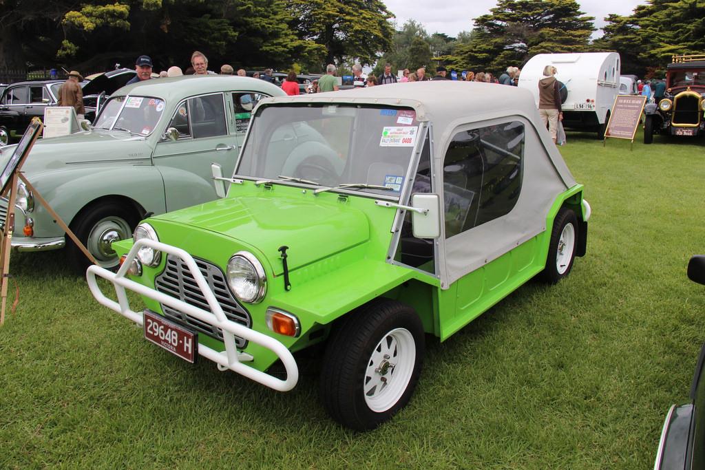 1978 Leyland Mini Moke