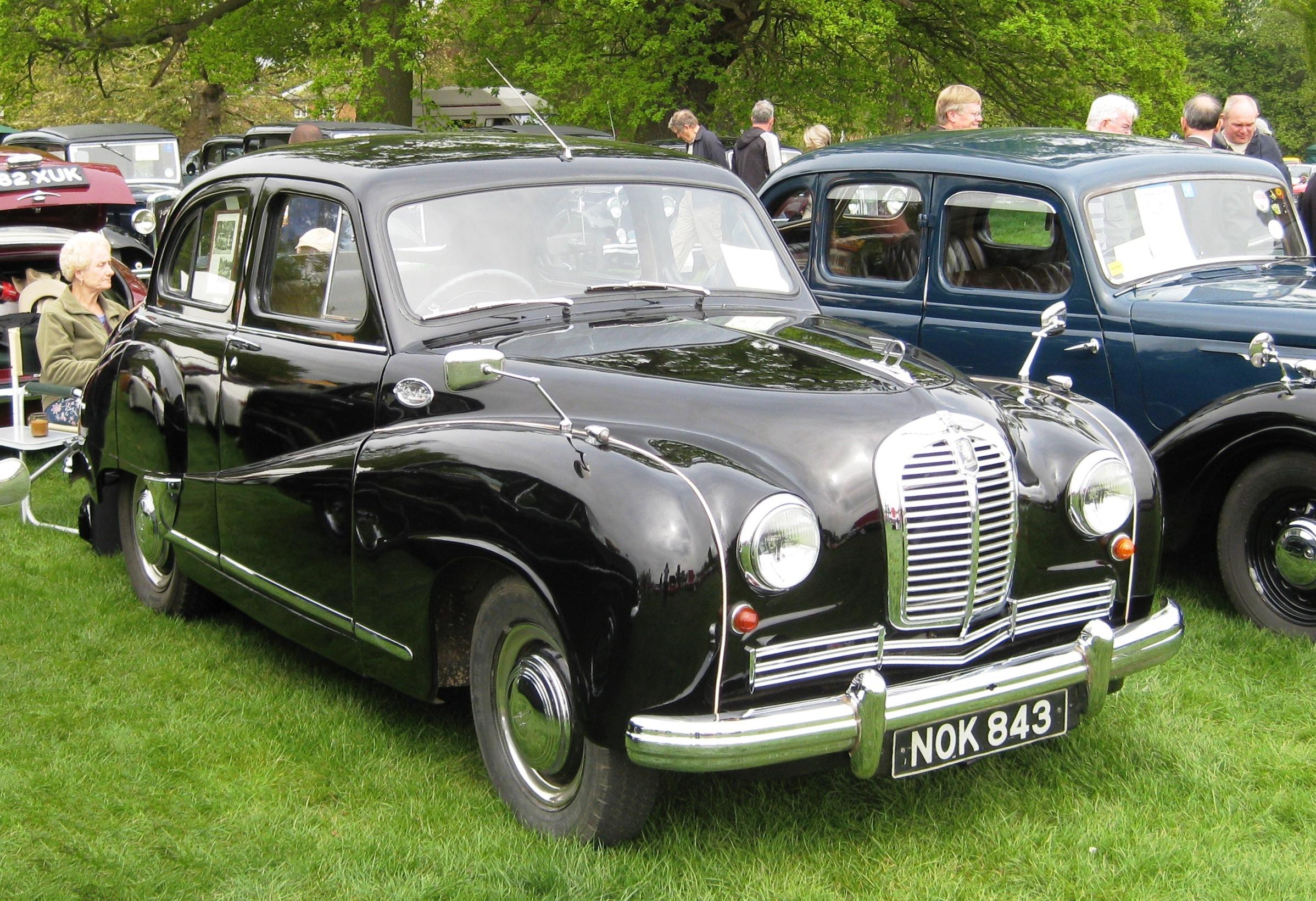 Austin A70 Hereford