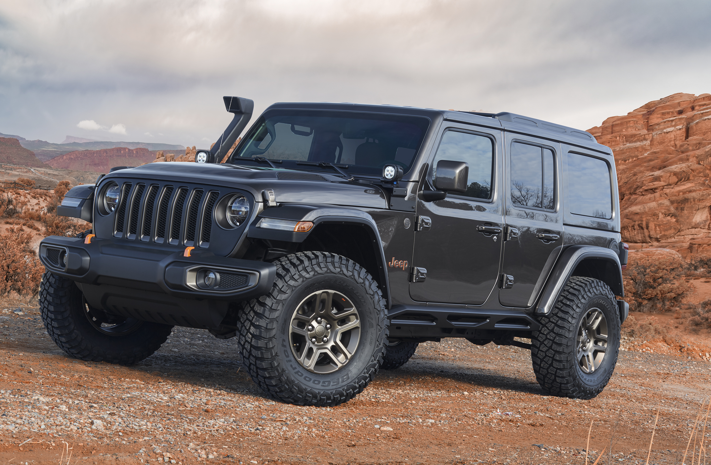 2018 Jeep JWagon Concept
