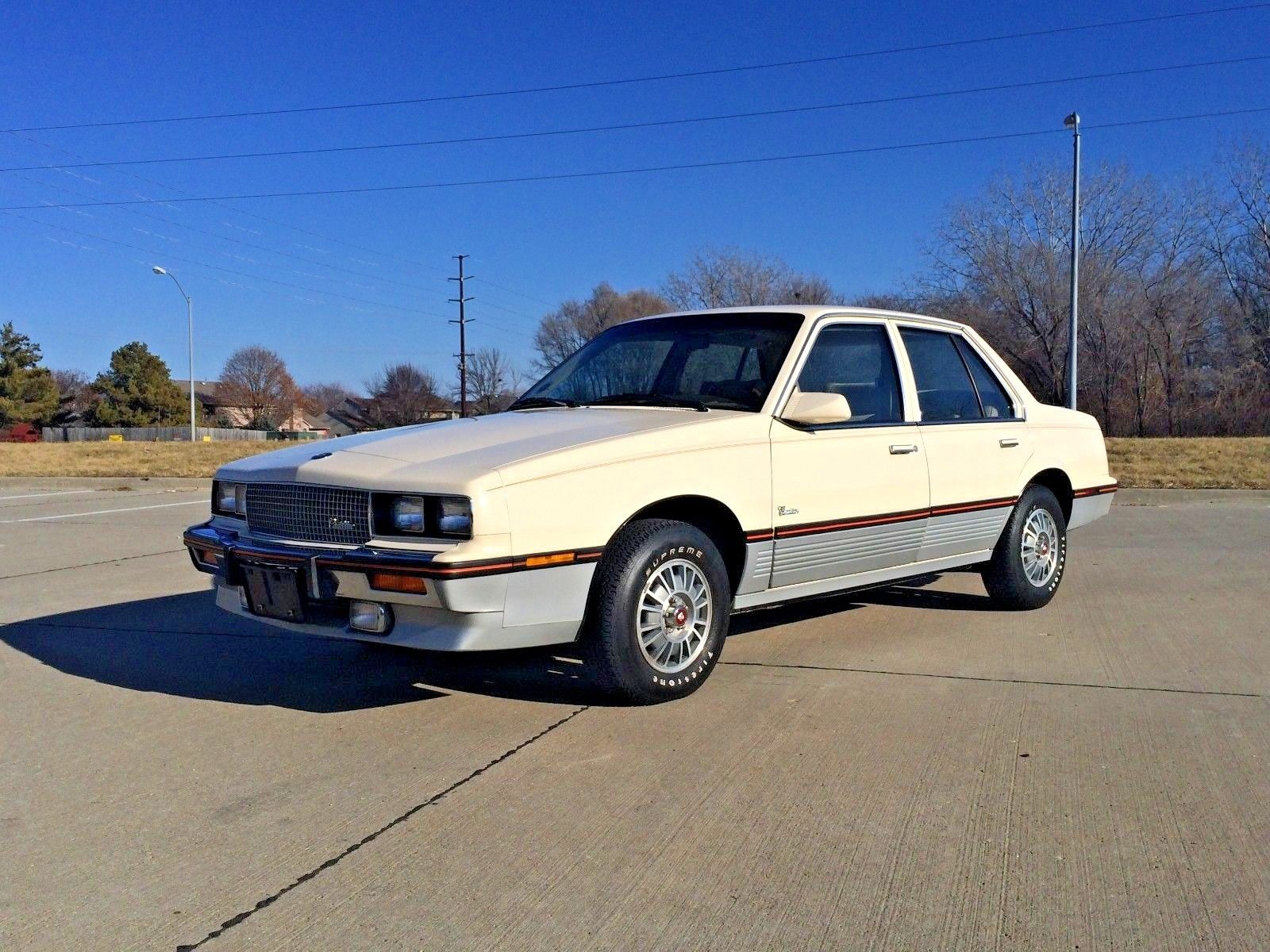 ebay find of the week 1985 cadillac cimarron hagerty media week 1985 cadillac cimarron