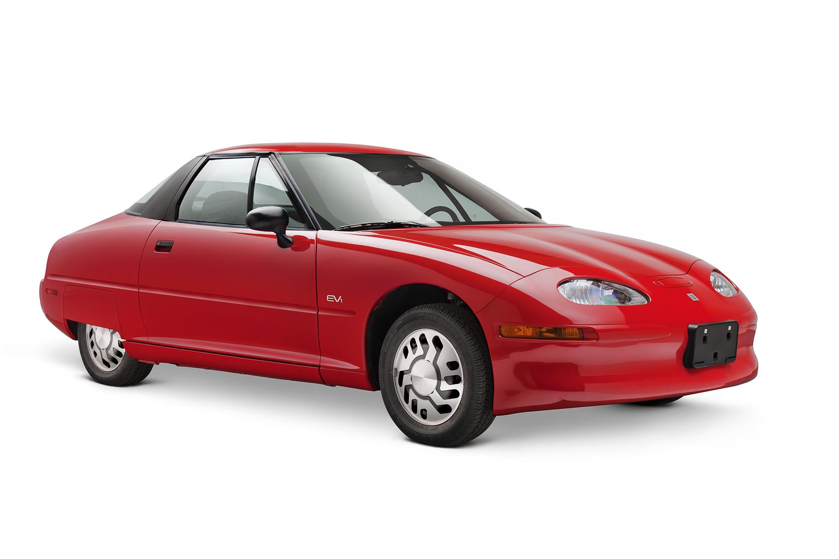 1997 GM EV1 front 3/4
