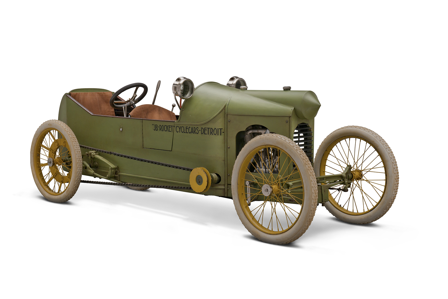 1913 Scripps-Booth Rocket front 3/4
