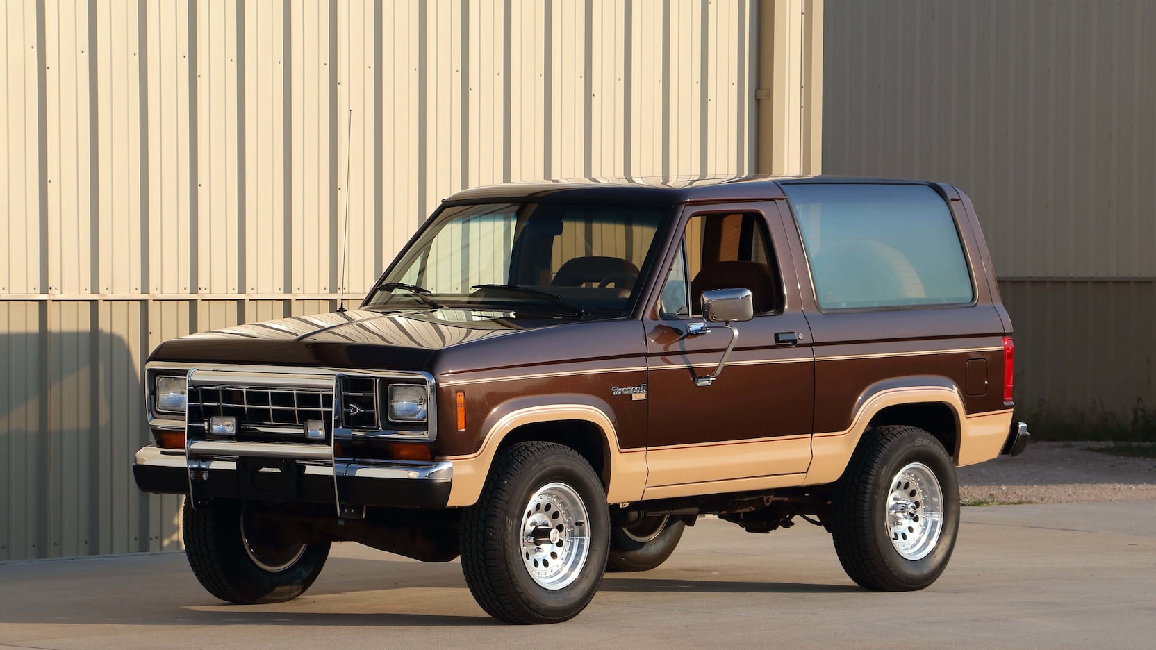 Almost Classic: 1984-1990 Ford Bronco II thumbnail