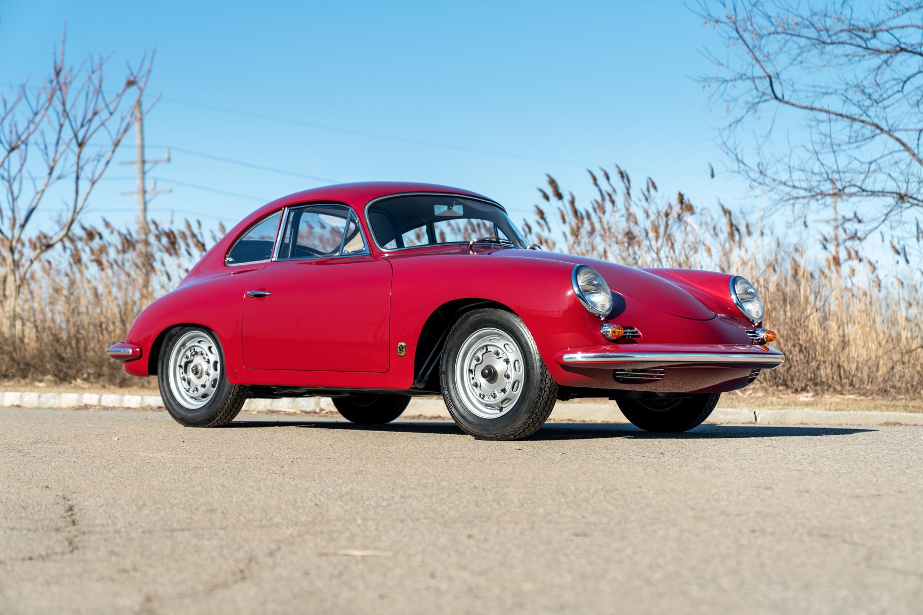 1960 Porsche 356 B Carrera GS/GT