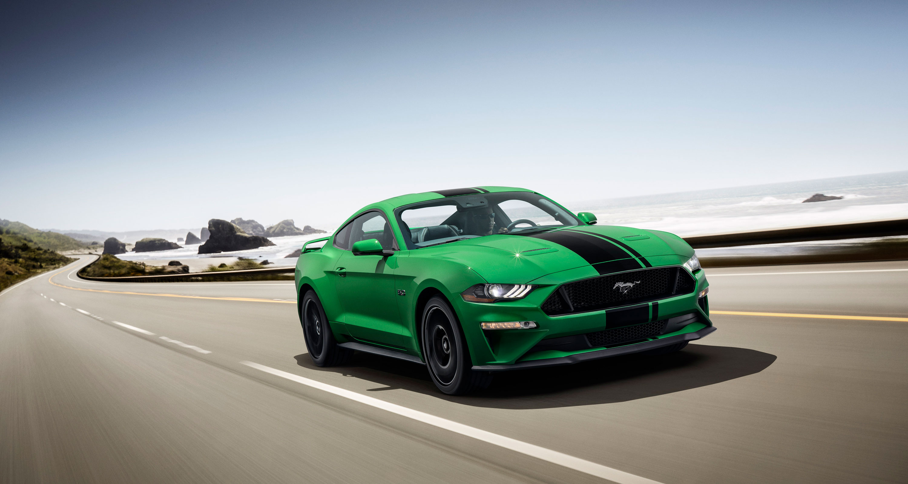 2019 Ford Mustang in Need For Green