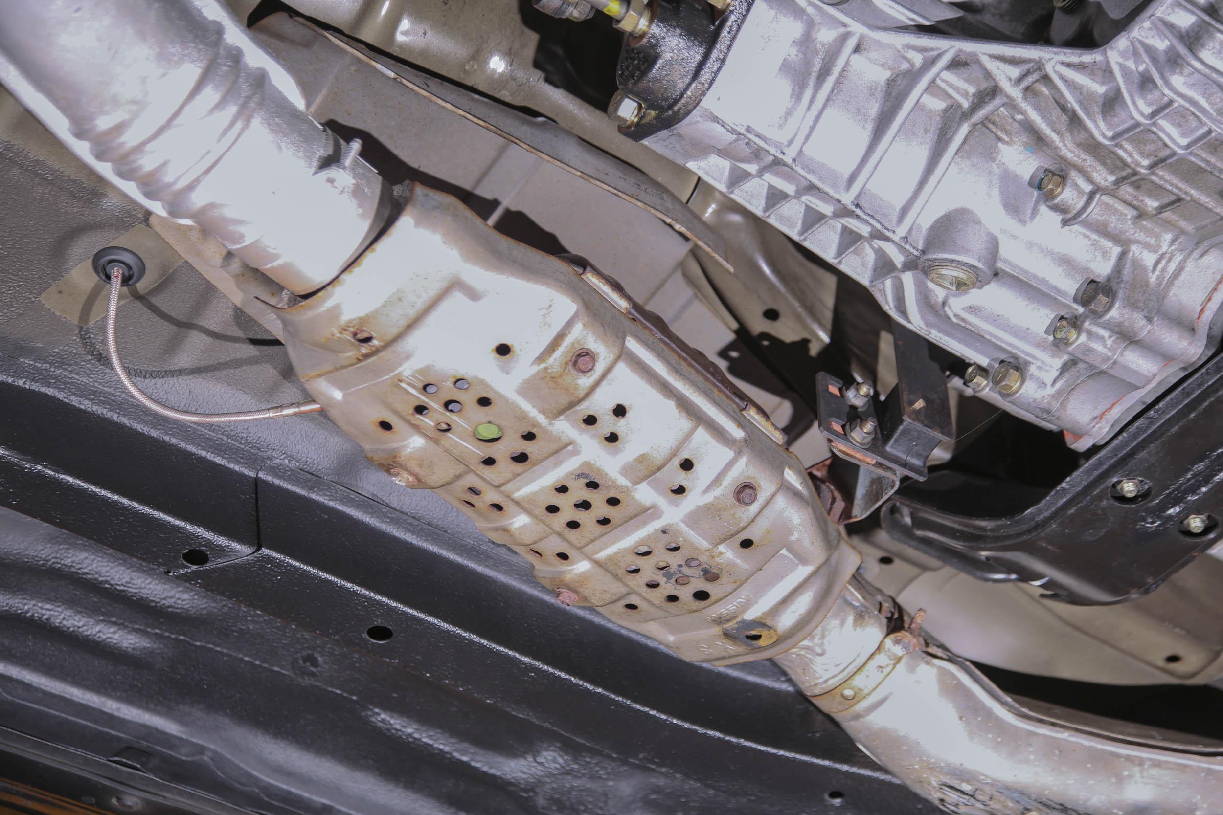 Nissan R32 GT-R Catalytic Converter