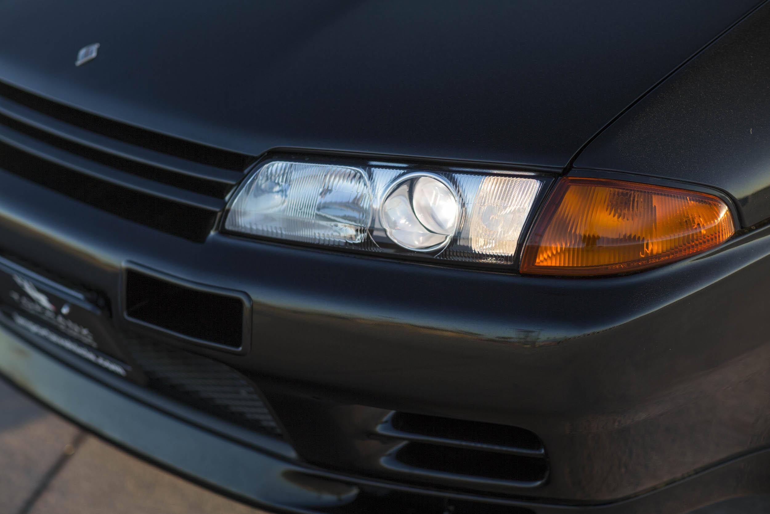 Nissan R32 GT-R nose