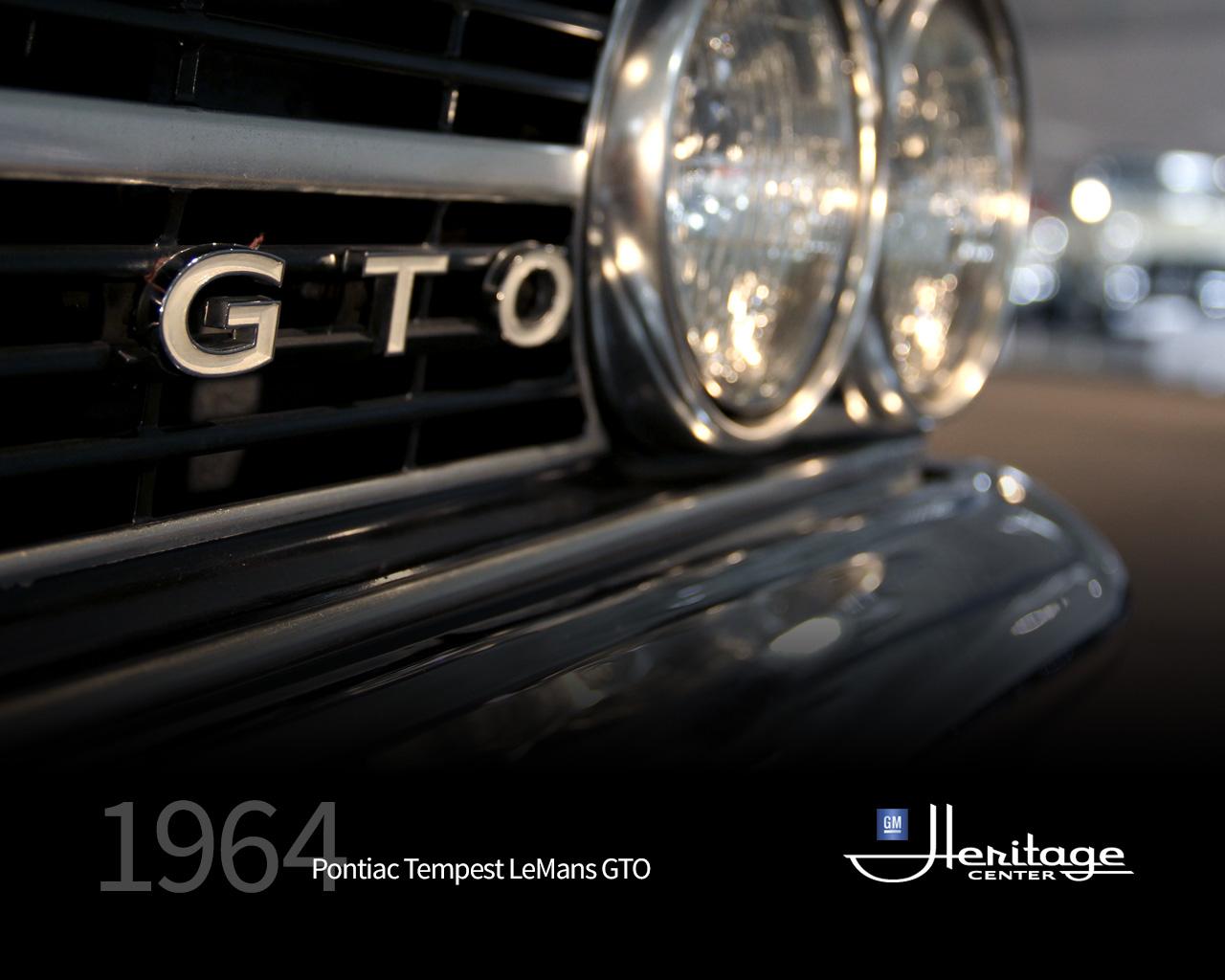 GTO badge detail