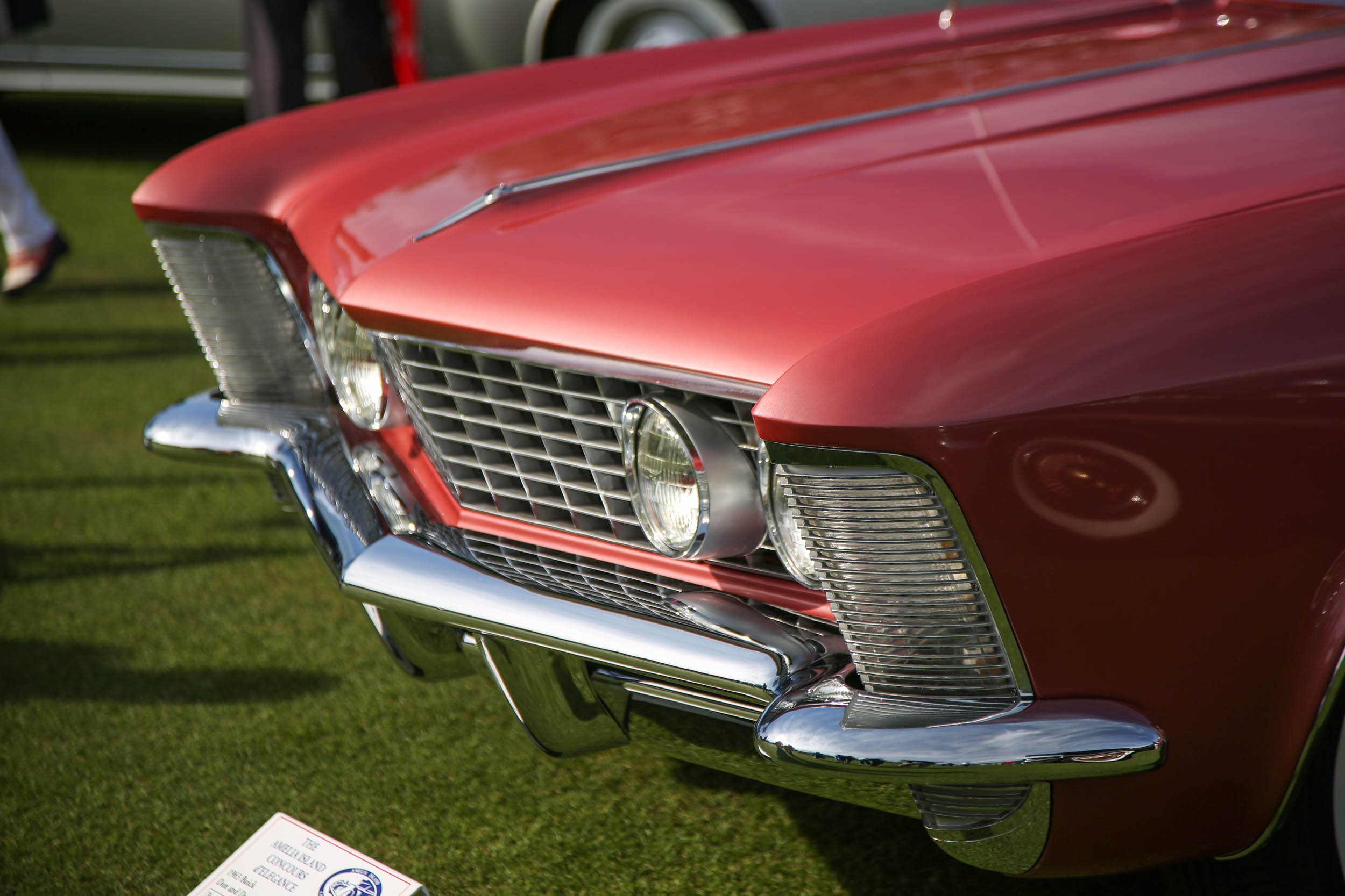 Buick at the 2018 Amelia Island concours
