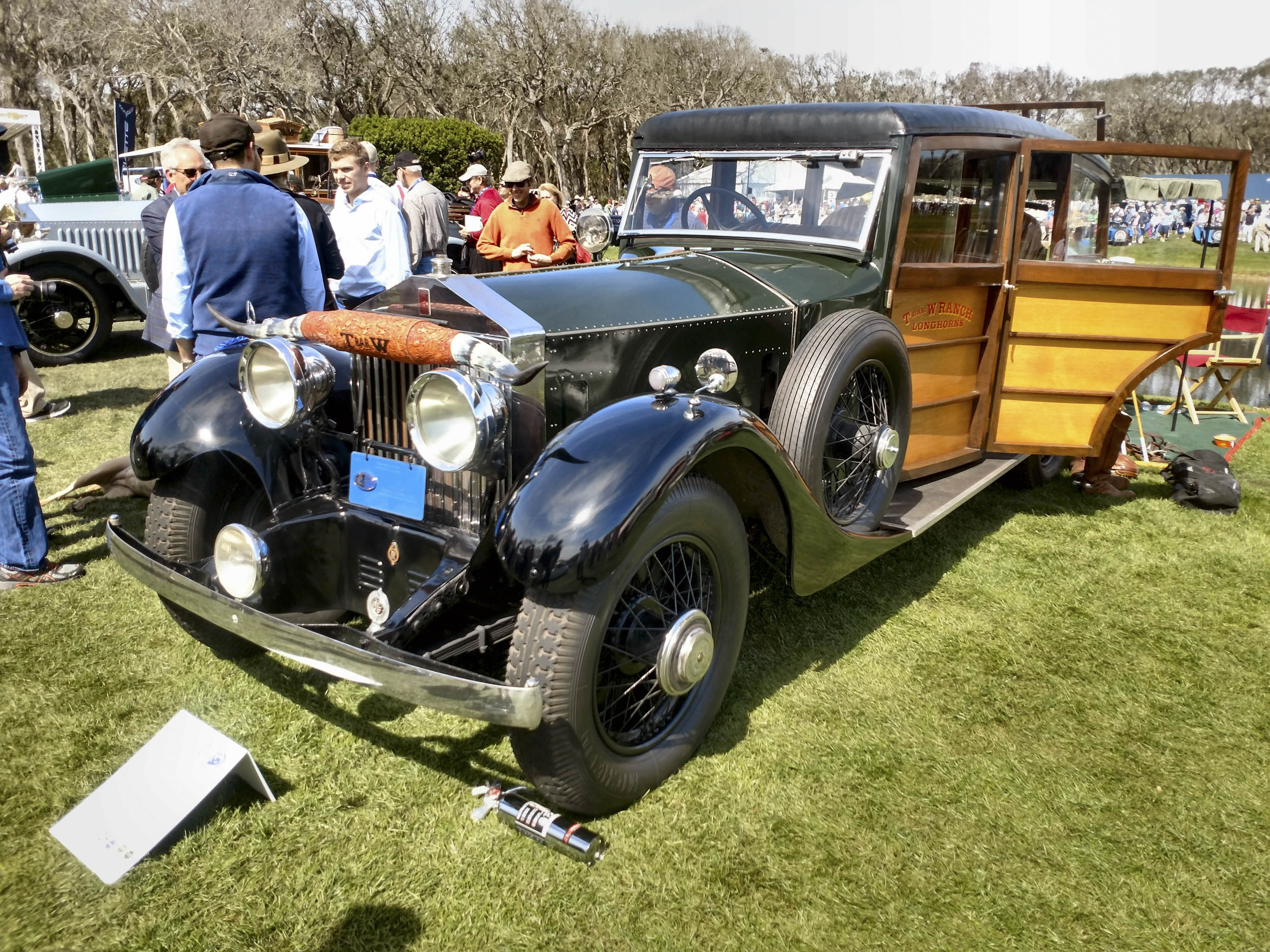 1926 Rolls-Royce Phantom I Shooting Brake