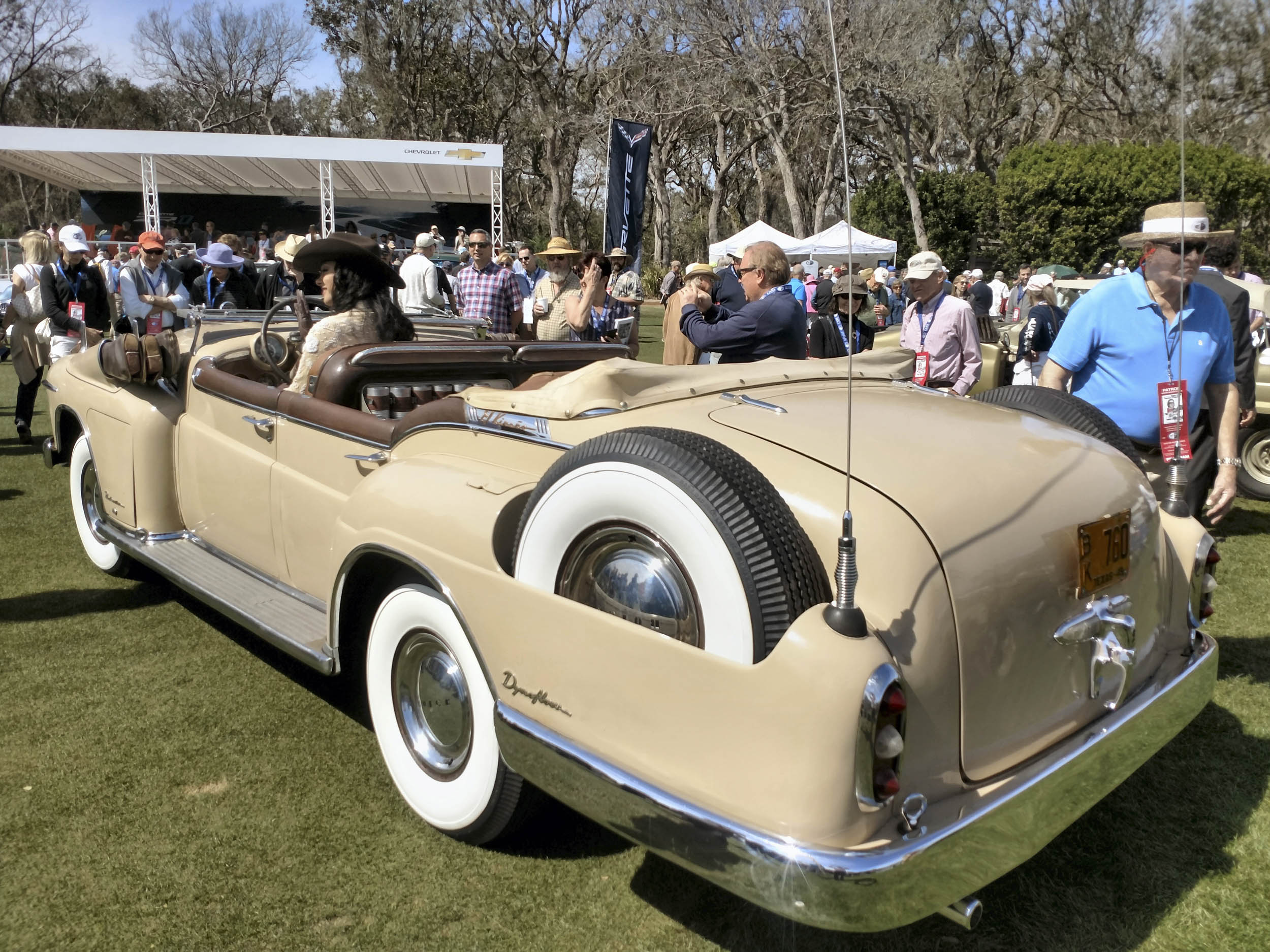 1949 Buick Roadmaster - Kleberg King Ranch El Kineno rear 3/4