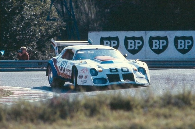 Chevrolet Camaro #80 at Le Mans 1982